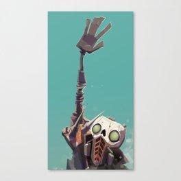 Borderlands - STEVE! Canvas Print