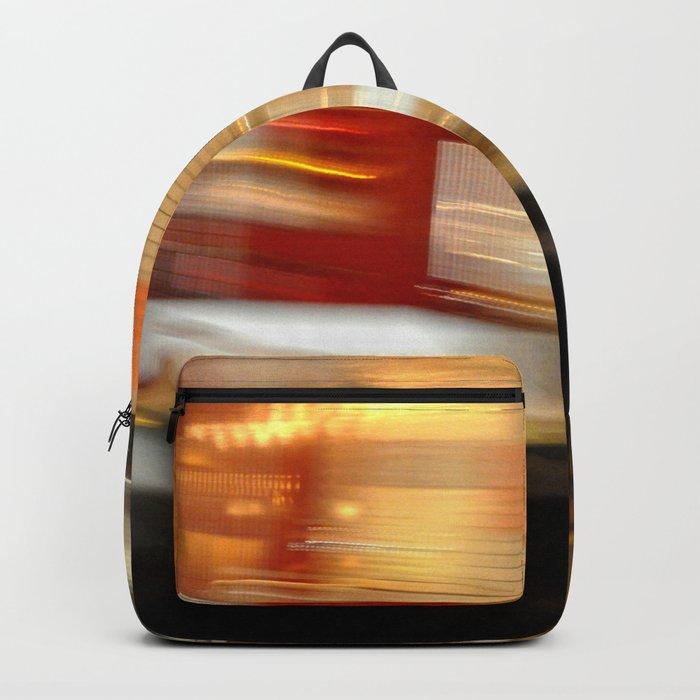 Go Faster :) Backpack