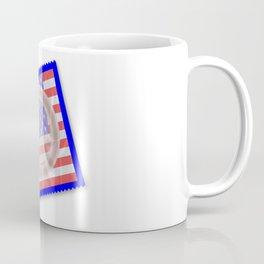 Stars And Stripes Condom Coffee Mug