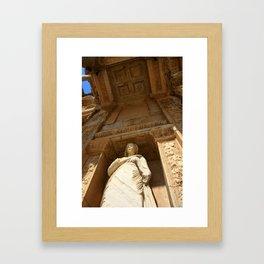 Ephesus Framed Art Print