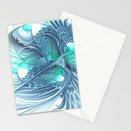 design on white -110- Stationery Cards