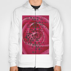 dot rose dot Hoody