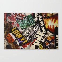 La Nuit 2 (Alternative) Canvas Print