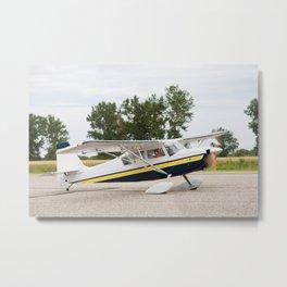 Remote Control Airplane 2 Metal Print
