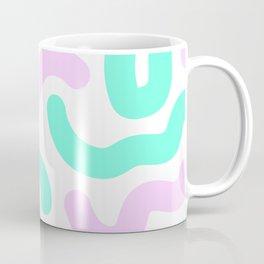 Pastel Wiggles Coffee Mug