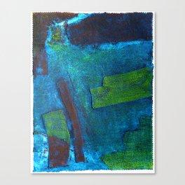 Harborscape Canvas Print