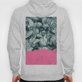 Pink Sorbet on Jungle Hoody