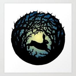 Briar Patch Art Print