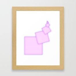 Iteration Framed Art Print