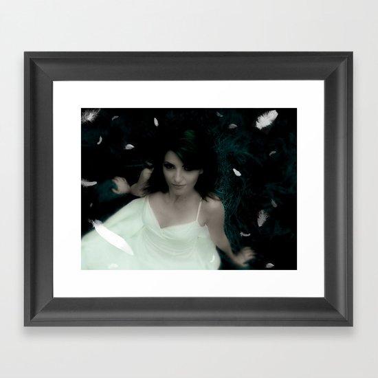 Gabrielle 03 Framed Art Print