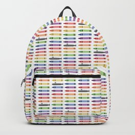 Subs and Crayons Backpack