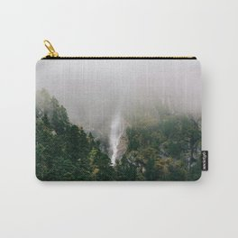Misty Mountain Morning Carry-All Pouch