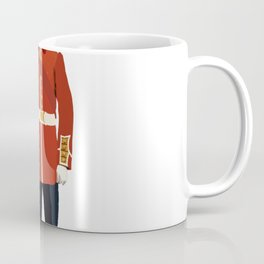 Queen London Guard  Coffee Mug