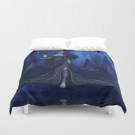 The Spider Queen Duvet Cover