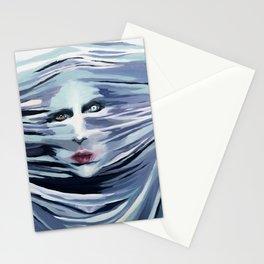 MM Portrait Art Print Stationery Cards