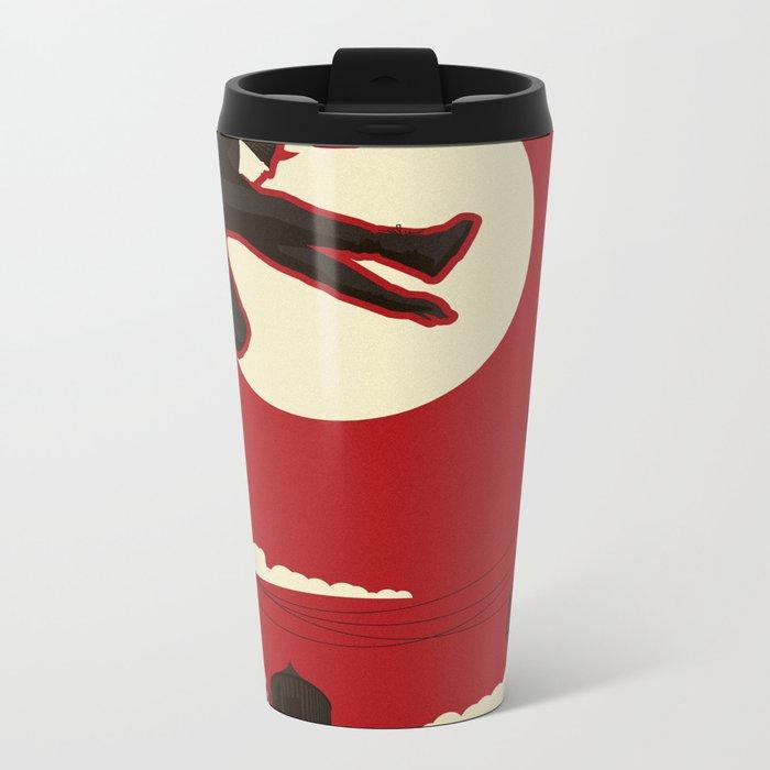 Hell's Kitchen Metal Travel Mug