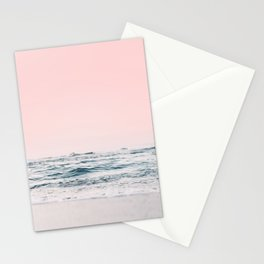 Pastel Ocean Stationery Cards