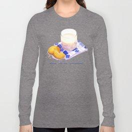 Milk & Cookies Long Sleeve T-shirt