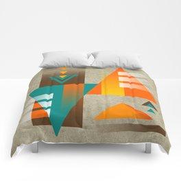 SUMMIT | orange Comforters