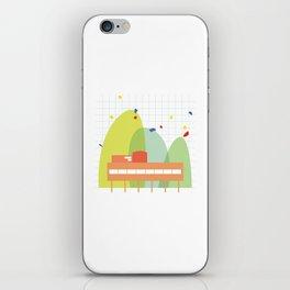 architecture - le corbusier iPhone Skin