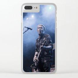Deaf Havana_01 Clear iPhone Case