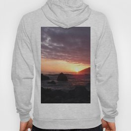 Beauty of the setting sun Hoody