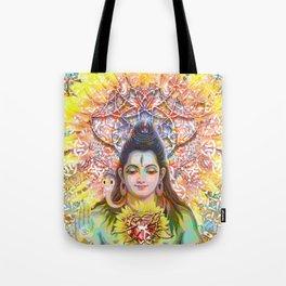 Sunflower Shiva Tote Bag