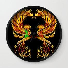 Phoenix Duality Wall Clock