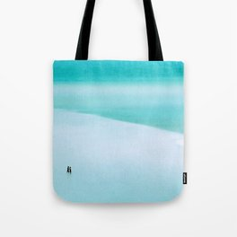 Whitehaven Beach Tote Bag