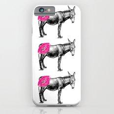 Kiss my ass. iPhone 6s Slim Case