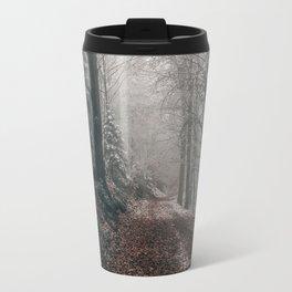 Forest path Travel Mug