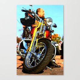 gooood bike Canvas Print