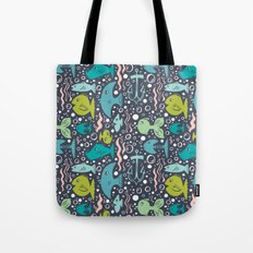 Fishy Fishy Tote Bag