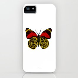 fly away 4 iPhone Case