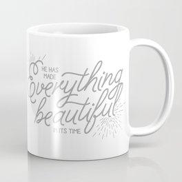 EVERYTHING BEAUTIFUL Coffee Mug