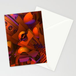 Funhouse Stationery Cards