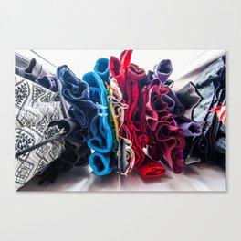 Clothing Canvas Print