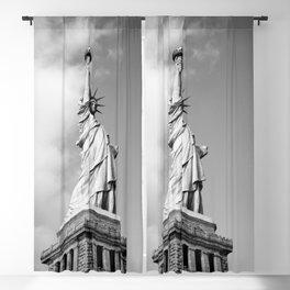 Lady Liberty - NYC Blackout Curtain