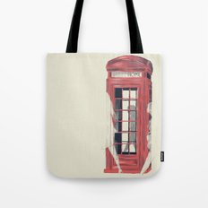 No Place Called Home Tote Bag