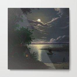 Dreams of Mid-summer Moonlight Metal Print
