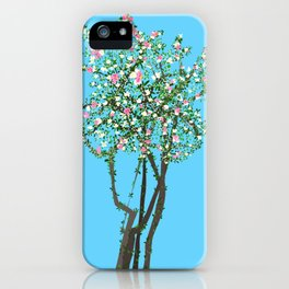 Early Spring (Blue) iPhone Case
