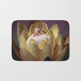 Waterlily Fairy Bath Mat