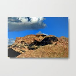Cloud Shadows in the Superstitions Metal Print