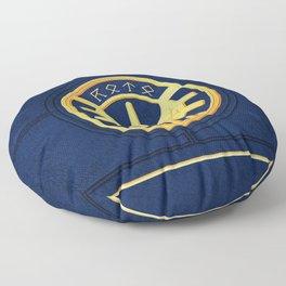 Erdrick's Seal (Horizontal) Floor Pillow
