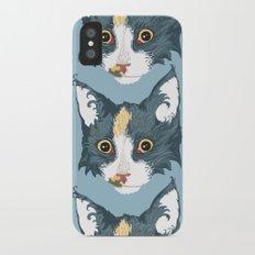 Catatonia Slim Case iPhone X