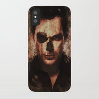 dexter iPhone & iPod Cases featuring Dexter by Sirenphotos