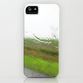 RAINY HIGHWAY iPhone Case