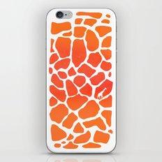Giraffe Print   Animals iPhone & iPod Skin