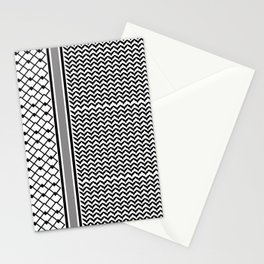 Shimagh plain Stationery Cards