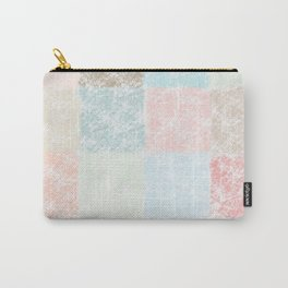 Cottage Chic Pattern Carry-All Pouch